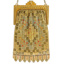 Whiting & Davis Art Deco Mesh Purse