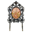 Antique Black Forest Carved Screen