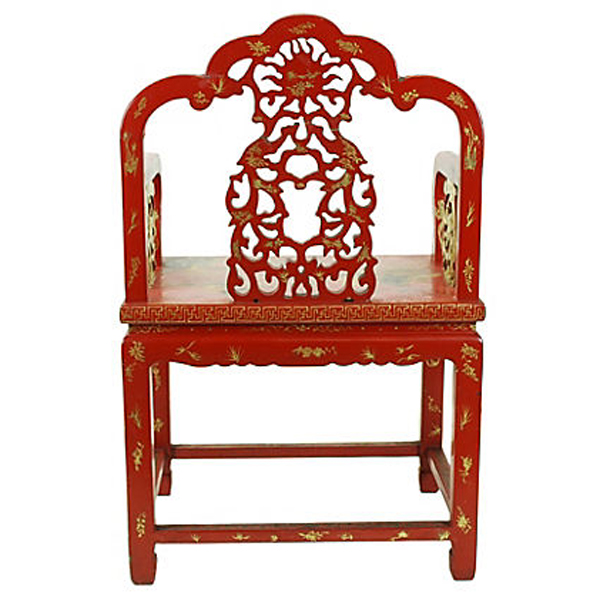 chinese red laquer chair5
