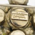 Vintage Adele Simpson Demi-Parure