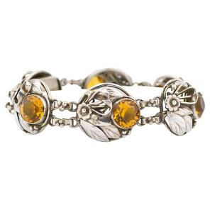 Hobé Sterling Silver Bracelet