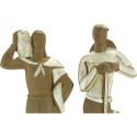 Phoenix Pottery Geza de Vegh Art Deco Figure Pair