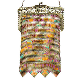 Art Deco Whiting & Davis Mesh Purse