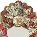 Majestic Sea Shell Mirror, 26″ x 33″